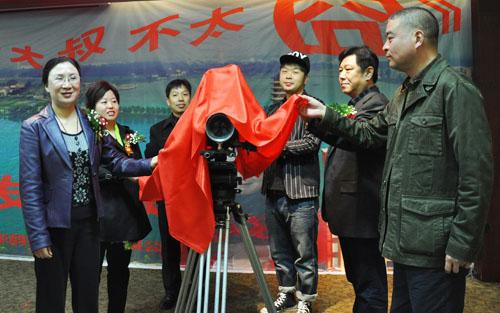 电影《这个大叔不太�濉沸挛欧⒉蓟狒呖�机仪式在柘城举行