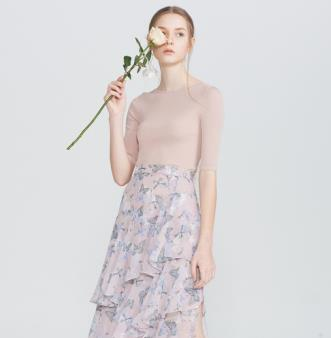 以打造品质时尚女装为宗旨戈蔓婷品牌女装销售量不断创造新高