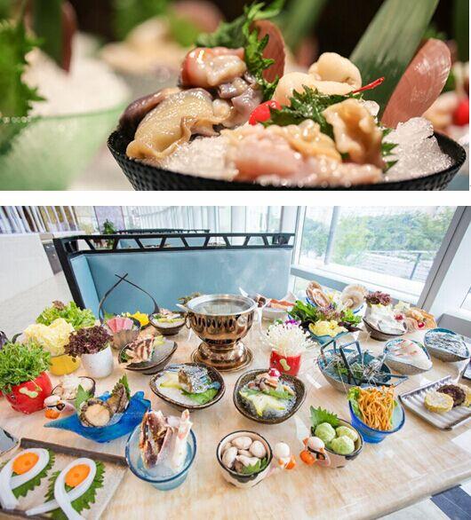 海仙会:不一样的海鲜盛宴